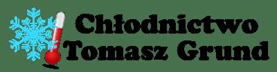 Chłodnictwo Tomasz Grund - Logo