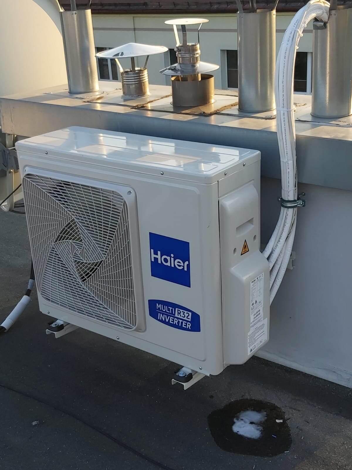 Haier Multi R32 Inverter