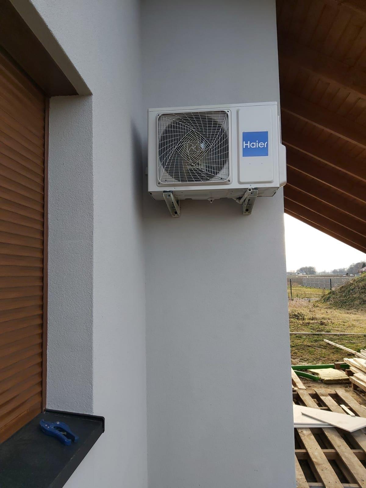 Haier montaż klimatyzacji