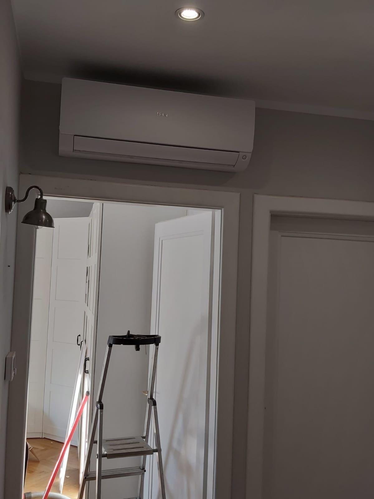 Klimatyzacja - montaż w domu